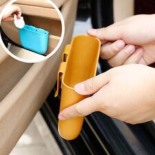 Mini Hanging Auto Car Garbage Trash Case Holder Storage Box Bin Rubbish Can Hot