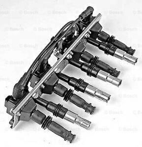 BOSCH Ignition Coil Pack Fits ALFA ROMEO 145 146 156 Gtv 1.4-2.0L 1995-2005