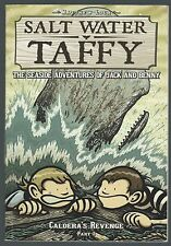Salt Water Taffy The Seaside Adventures Of Jack & Benny Volume 4 Good Condition