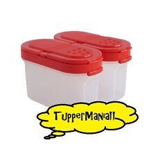 Tupperware Boîtes à épices 2 X 120 ml