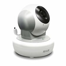 AXVUE E651 Extra Camera, for E650, White, Pan/Tilt, Night Vision, OPEN BOX