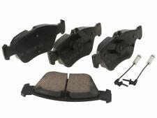 Front Brake Pad Set For 1999-2000 Mercedes C230 G759QH EURO Ultra-Premium