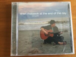 Sheri Matascik CD At the End of the Day *RARE * NEW* in shrink wrap Free Shippin