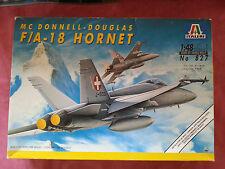 Maquette Italeri 1/48 AVION F/A-18 HORNET
