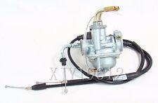 YAMAHA PW50 PW 50 Carburetor & Throttle Cable 1981-2008