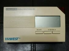 US West Caller ID CW99 Cidco Identification Number no Power Cord