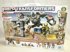 Destruction Site Devastator Transformers ROTF Kre-o Kreon 560 pcs Hasbro 2012