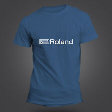 ROLAND T-SHIRT - TB 303 808 TR 909 707 STUDIO / PRODUCER / CLUBWEAR - 13 COLOURS