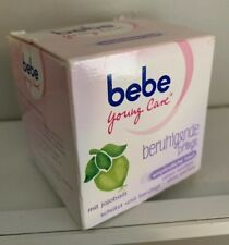 Bebe Young Care Soothing Care specifically for sensitive skin from Germany