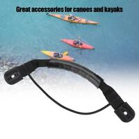 Kayak Grip Canoe Boat Side Mount Carry Handle with Bungee For Outdoor Sport