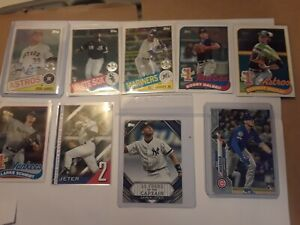 2020 TOPPS UPDATE BASEBALL 170 DIFF STARS ROOKIE/PROSPECT FOIL AUTO CARD LOT !