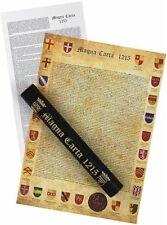 MAGNA CARTA - King John's Great Human Rights charter