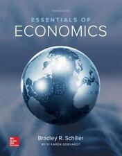 Essentials of Economics by Karen Gebhardt and Bradley R. Schiller 2016 Paperback