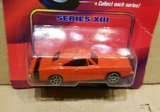 Maisto '69 Dodge Charger R/T , 1/64 scale in mint condition / carded.