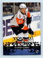 2008-09 Upper Deck Young Guns Kyle Okposo RC #229