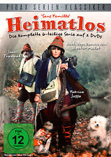 Heimatlos * DVD Abenteuer Serie nach Buch von Hector Malot Pidax Neu Ovp