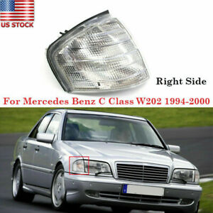 Right Side Clear Corner Light Turn Signal Lamp For Mercedes Benz C220 C230 C280