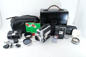 SUPER RARE!! Mint Elmo C-200 8mm super8 movie cine camera from japan