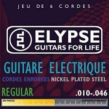 Elypse - Cordes pour guitare électrique - ES-505C - regular - 10 46