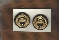 Suadi Arabia Army Enlisted MP Military Police Branch insignia set
