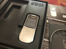 Nokia 8801 - Silver (T-Mobile) Cellular Phone in Box