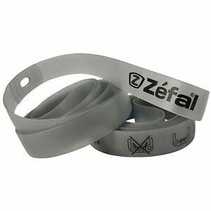Zefal Soft PVC Bike Cycle Wheel Rim Tape - 20mm - 29 Inch Wheel - Blue