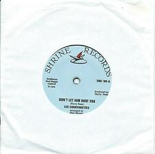 Les Chansonettes:Don't let him hurt you/Deeper:Northern Soul Re-Issue