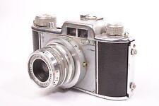 Aka-rette camera with Xenar f/3.5 - 50mm lens.