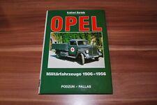 Opel Militärfahrzeuge 1906-1956, Podzun Pallas EA 1994, Eckhart Bartels