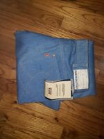Vintage Made In USA Levis 1981 NWT 36X34 Orange Tab Mens Straight Leg