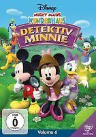Micky Maus Wunderhaus - Detektiv Minnie von Sherie Pollac... | DVD | Zustand gut