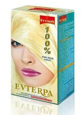 Evterpa Gentle Blue Bleaching Powder for long hair 24gr