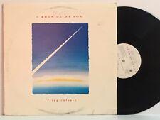 CHRIS DE BURGH Flying Colours A&M LP AMLH 65224 Rare South African Pressing EX