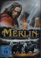 Merlin und das Schwert Excalibur (2011) - neu & ovp