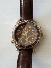 Timex TX Technoluxury Fly-Back Chronograph T3C327 Dead Stock Rare Quartz