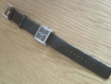 Sekonda Quartz Wrist Watch - Composition Black Strap and new battery fitted