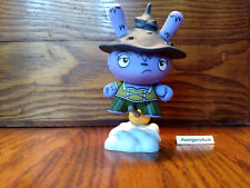 Dunny Series the Bots' Scared Silly KidRobot Witch Purple 2/24