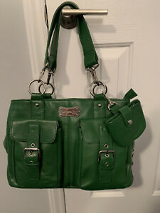 Shutterbag Journey Leather Camera Bag - Green *NEW*