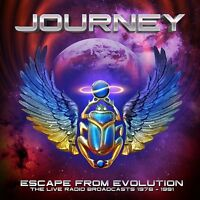 JOURNEY - Escape From Evolution The Live Radio Broadcasts... - 2CD - 732057