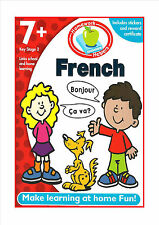 First Learning French 7+ Key Stage 2 Learners  Practise NEW Junior/Primary Book