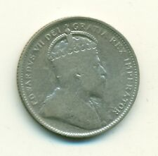 Canada 25 cents 1907 VG10