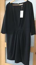 "Artigiano Stretch Jersey ""Little Black Dress""  UK Size 20"