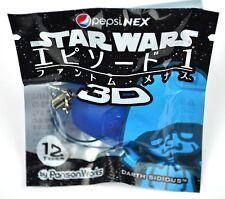 Pepsi Cola Japan Star Wars Handy Anhänger Schlüsselanhänger - Darth Sidious