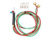 New Gas Welding Soldering Repair, Hobby, Plumbing Torch Kit with 5 Weld Tips