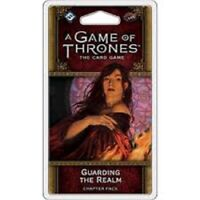 GAME OF THRONES LCG GUARDING THE REALM EXP GAME BRAND NEW & SEALED