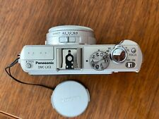 Panasonic LUMIX DMC-LX3 10.1MP Digital Camera - Black