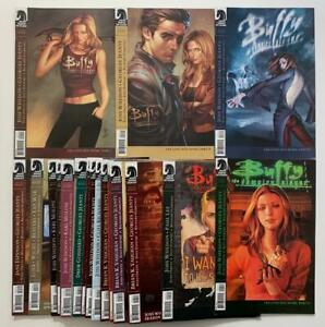 Buffy The Vampire Slayer #1 to #21 (Dark horse 2007) VF+ to NM condition.