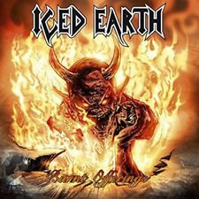Iced Earth - Burnt Offerings (2015 reissue) - CD - New