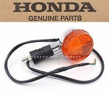 New Honda Left Rear Turn Signal VT600 VLX Shadow VT750 Spirit (See Notes) #Z147