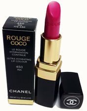Chanel Rouge Coco Lipstick Ultra Hydrating Lip Colour 450 Ina 3.5g./0.12oz. NIB